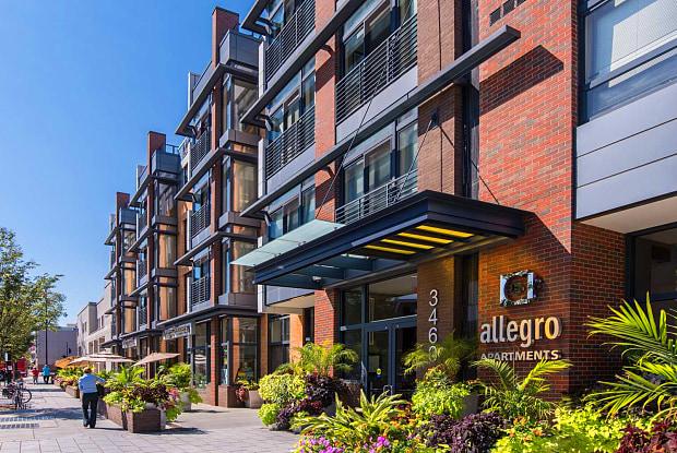 Allegro - 3460 14th St NW, Washington, DC 20010
