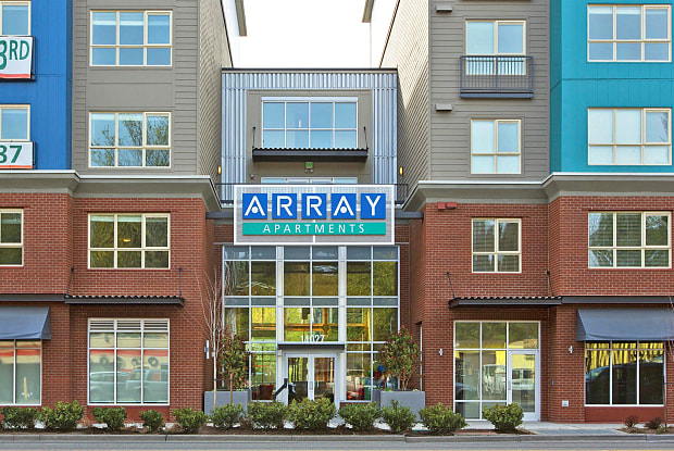 Array - 14027 Lake City Way NE, Seattle, WA 98125