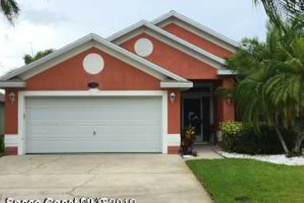3853 San Miguel Lane - 3853 San Miguel Lane, Rockledge, FL 32955