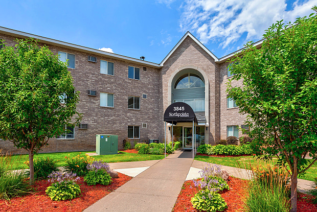 Northpointe Apartments - 3845 119th Ave NW, Coon Rapids, MN 55433