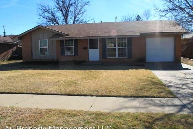 5513 PINTO LN 5513 PINTO LN - 5513 Pinto Lane, Amarillo, TX 79106