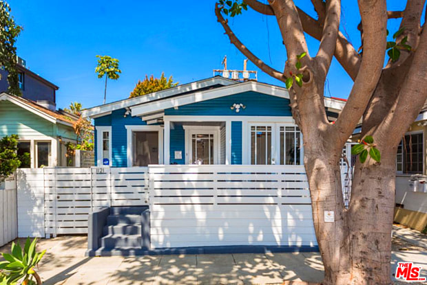 1121 CABRILLO Avenue - 1121 S Cabrillo Ave, Los Angeles, CA 90291