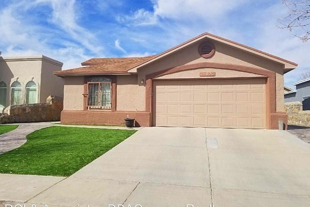 14025 Peter Noyes - 14025 Peter Noyes Drive, Horizon City, TX 79928