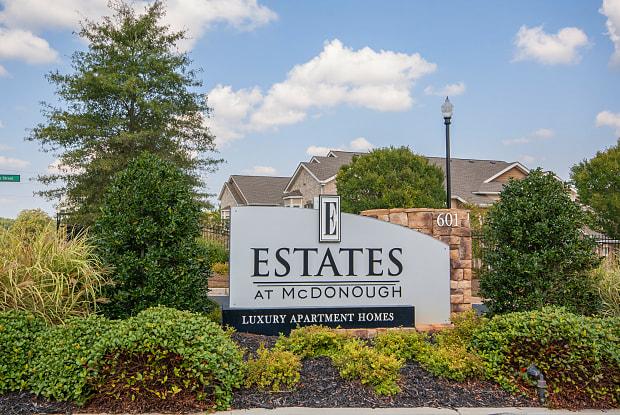 Estates at McDonough - 601 Nail Rd, McDonough, GA 30252