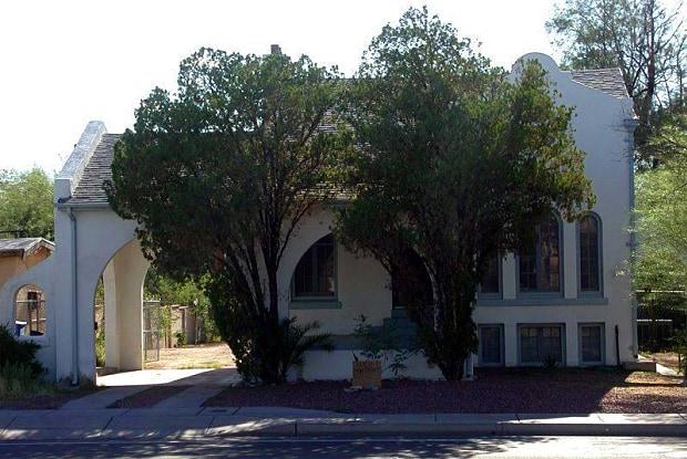 1321 N Euclid Avenue - 1321 North Euclid Avenue, Tucson, AZ 85719