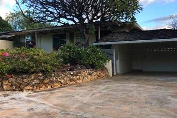 4320 Puu Panini Avenue - 4320 Puu Panini Avenue, Honolulu, HI 96816