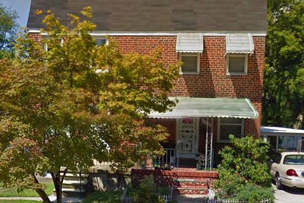 4924 SAINT GEORGES AVE - 4924 Saint Georges Avenue, Baltimore, MD 21212