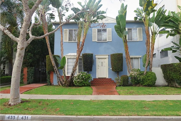 433 S Rexford Drive - 433 South Rexford Drive, Beverly Hills, CA 90212