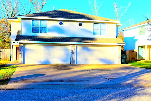 3122 Everwood Trail A - 1 - 3122 Everwood Trail, Nacogdoches, TX 75964