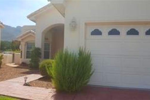 766 VIA CIPRO Street - 766 via Cipro Street, El Paso, TX 79912