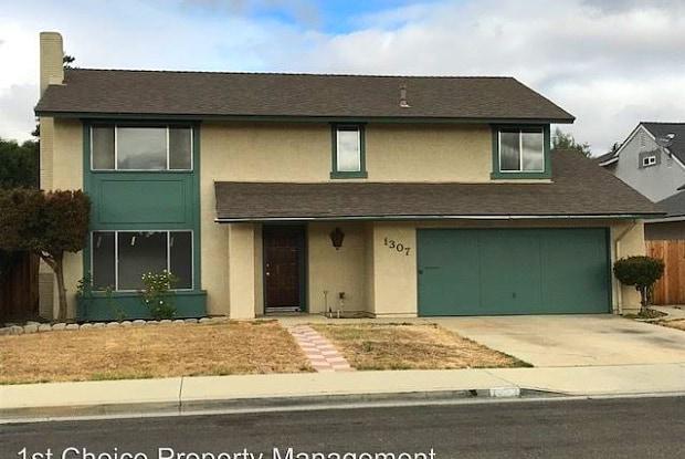 1307 Smoke Tree Lane - 1307 Smoke Tree Lane, Santa Maria, CA 93454