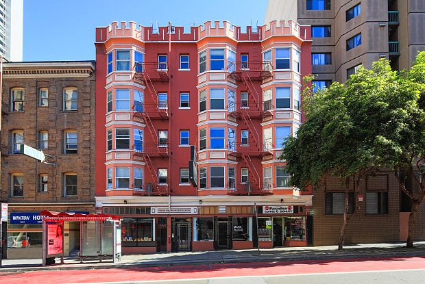 449 O'Farrell - 449 Ofarrell St, San Francisco, CA 94102