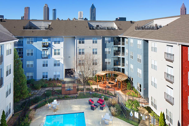 City View - 433 Highland Ave NE, Atlanta, GA 30312