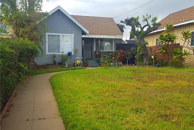 455 S Rowan Avenue - 455 North Rowan Avenue, East Los Angeles, CA 90063