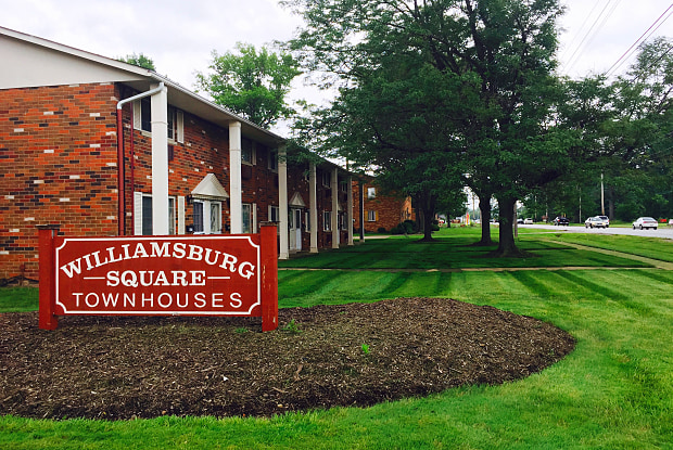Williamsburg Square Townhouses - 1824 Cooper Foster Park Rd, Amherst, OH 44001