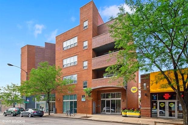 1800 N Milwaukee - 1800 North Milwaukee Avenue, Chicago, IL 60647