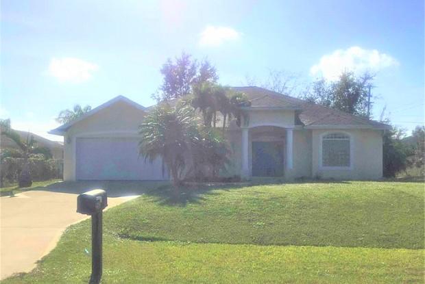 262 Southwest Elderberry Drive - 262 Southwest Elderberry Drive, Port St. Lucie, FL 34953