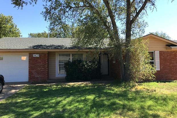 3425 TECKLA BLVD - 3425 Teckla Boulevard, Amarillo, TX 79109