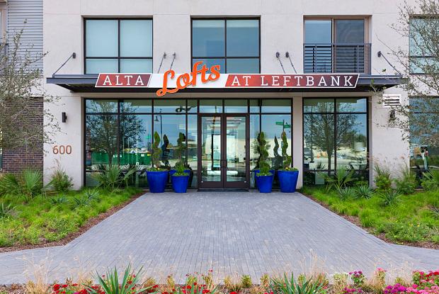 Lofts At Alta Leftbank Apartments For Rent
