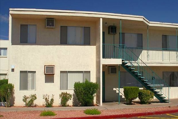 Wyandotte Apartment Homes - 2629 Wyandotte St, Las Vegas, NV 89102
