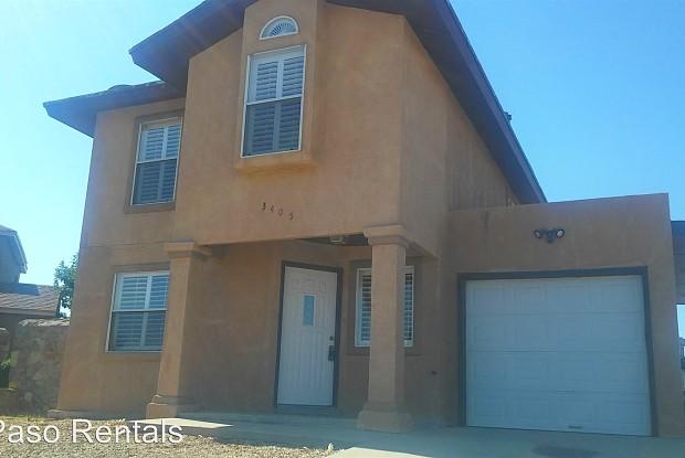 3405 Waterside Drive - 3405 Waterside Drive, El Paso, TX 79936