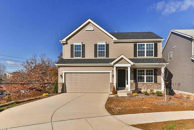 8709 Garden Rock Drive - 8709 Garden Rock Drive, Crestwood, MO 63123