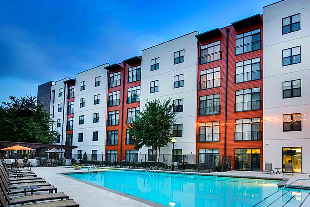 AMLI Old 4th Ward - 525 Glen Iris Dr NE, Atlanta, GA 30308