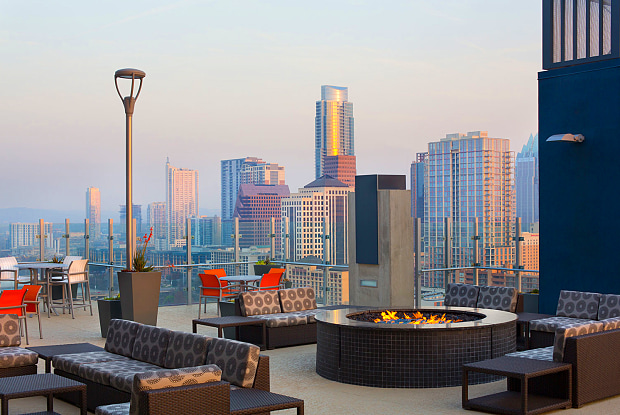 Skyhouse Austin - 51 Rainey St, Austin, TX 78701