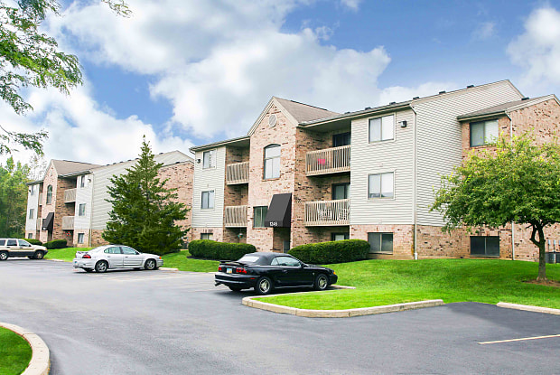 Bent Tree Apartments - 1240 Garbry Rd, Piqua, OH 45356