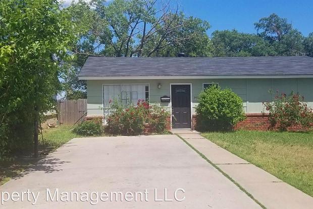3603 HUGHES ST - 3603 South Hughes Street, Amarillo, TX 79110