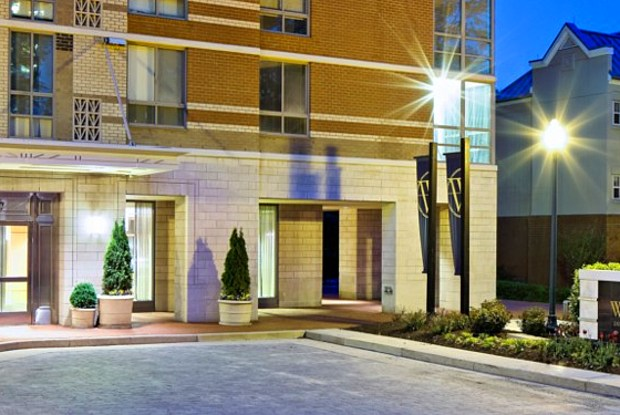 The Whitney - 7707 Wisconsin Ave, Bethesda, MD 20814