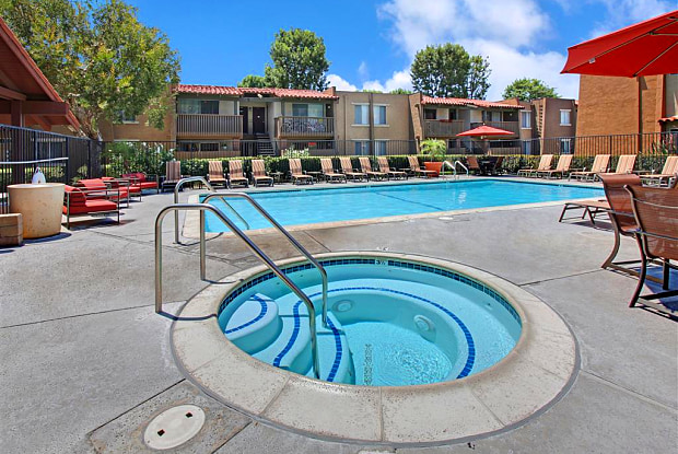 Casa Grande Apartments - 4455 Casa Grande Circle, Cypress, CA 90630