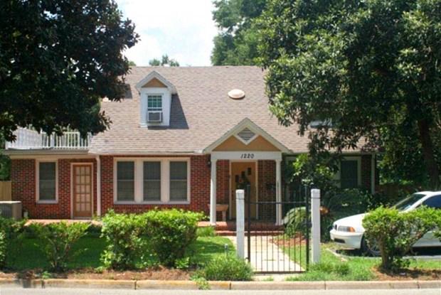 1220 S Gadsden - 1220 South Gadsden Street, Tallahassee, FL 32301