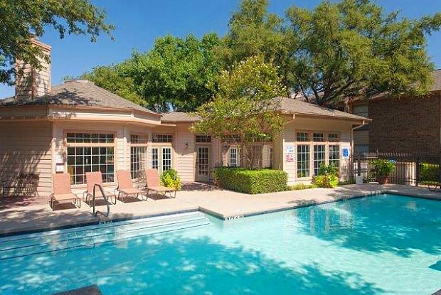 Preston Greens Apartments - 5990 Arapaho Rd, Dallas, TX 75248