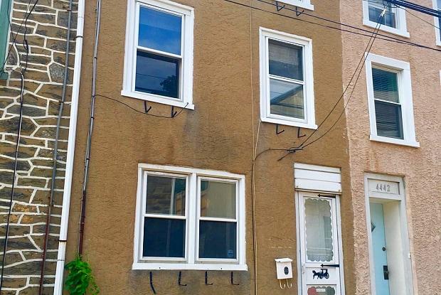 4440 BAKER STREET - 4440 Baker Street, Philadelphia, PA 19127