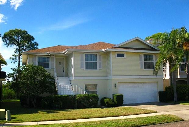 1061 S POINTE ALEXIS DRIVE - 1061 South Pointe Alexis Drive, Tarpon Springs, FL 34689