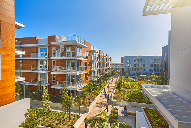 The Residences At Pacific City - 21034 Pacific Coast Hwy, Huntington Beach, CA 92648