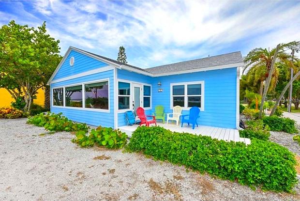 99 BEACH RD - 99 Beach Road, Siesta Key, FL 34242