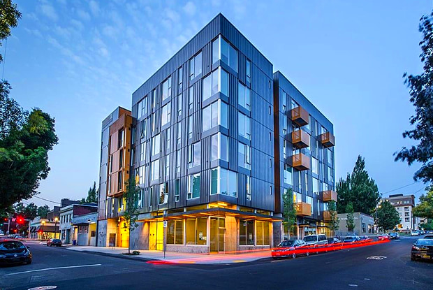 Lower Burnside Lofts - 60 SE 10th Ave, Portland, OR 97214