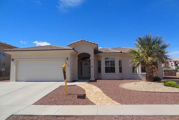 1479 SHELBY RIDGE - 1479 Shelby Ridge Drive, El Paso, TX 79912