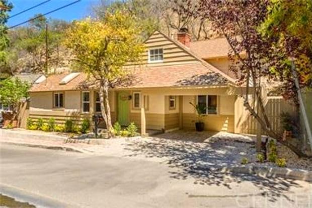 3634 Dixie Canyon Avenue - 3634 Dixie Canyon Pl, Los Angeles, CA 91423