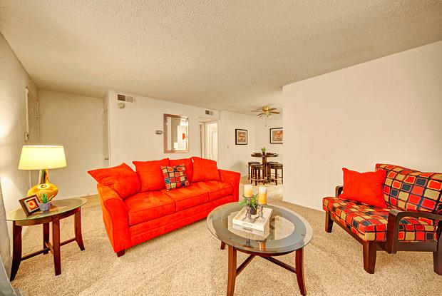 Brookwood Village - 9401 S Shartel Ave, Oklahoma City, OK 73139