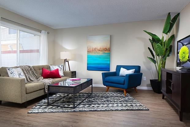 Village Glen Apartments - 3454 Ruffin Road, San Diego, CA 92123