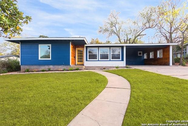 712 Rittiman Rd - 712 Rittiman Road, Terrell Hills, TX 78209