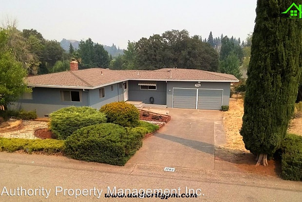 1703 Ridge Dr. - 1703 Ridge Drive, Redding, CA 96001
