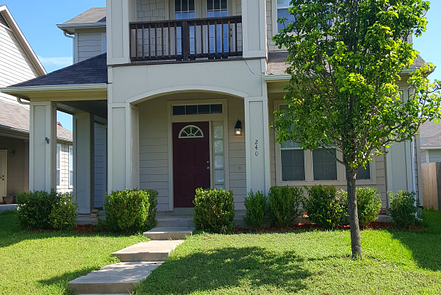 240 Newberry Trail - San Marcos, TX apartments for rent