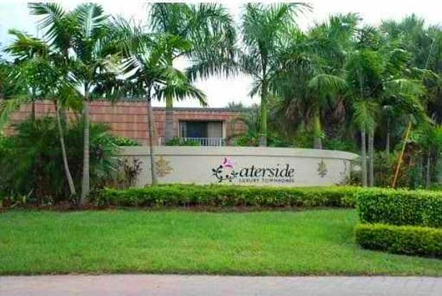 845 Blue Ridge Circle - 845 Blue Ridge Circle, West Palm Beach, FL 33409