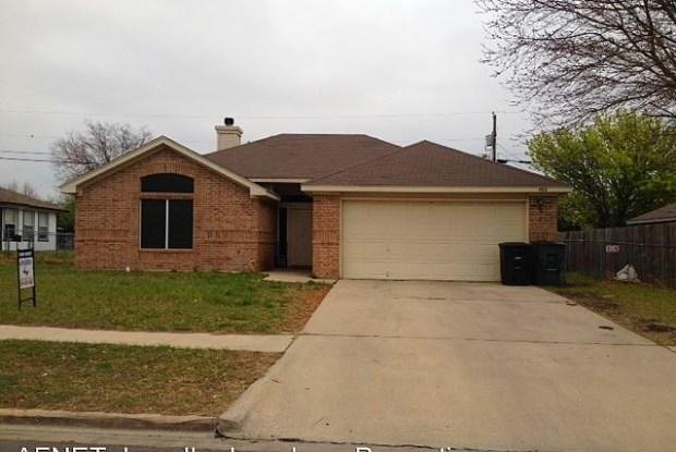 4611 Chantz Dr. - 4611 Chantz Drive, Killeen, TX 76542