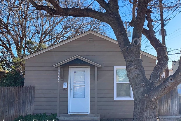 3305 Akron Ave - 3305 Akron Ave, Lubbock, TX 79410