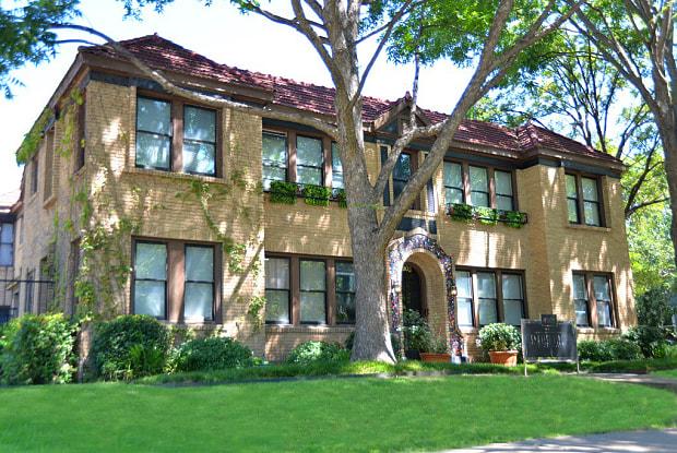 Spanish Villa - 4903 Worth Street, Dallas, TX 75214